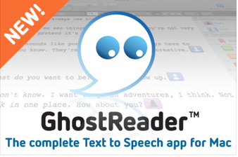 Ghost reader logo